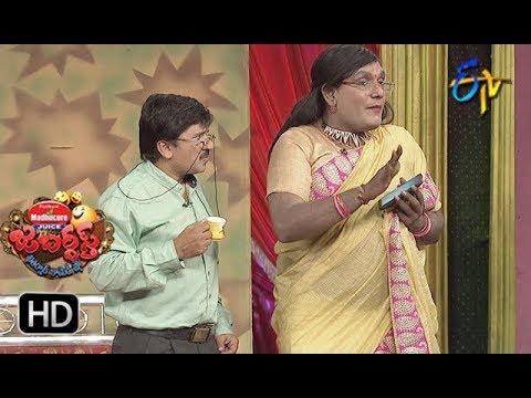 Rocket Raghava Performance   Jabardasth  17th May 2018   ETVTelugu