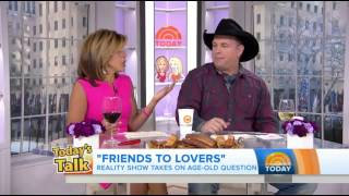 Garth Brooks On Today Show 2015 Part 2