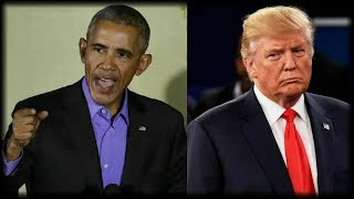 UNDER ATTACK! OBAMA JUST SURFACED AND BRUTALLY STABBED AMERICA WITH THE SICK THING SAID ABOUT TRUMP