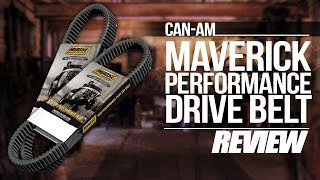 Can Am Performance Belt Review at BikeBandit.com thumbnail