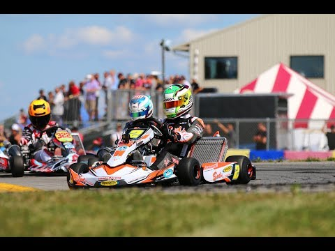 Ride with Jake French at New Castle Motorsports Park