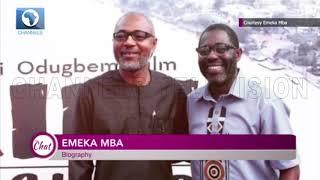 'I Grew Up In The Army Barracks' Emeka Mba Narrates Childhood |The Chat| thumbnail