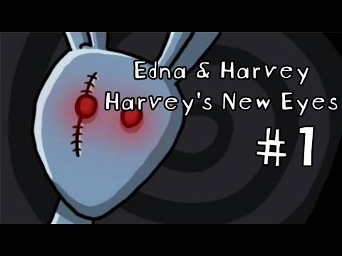 Edna & Harvey: Harvey's New Eyes Pt.1