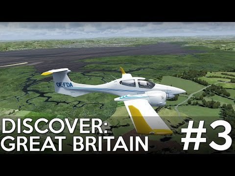 [P3D] Discover: Great Britain - Episode 3 : South Wales