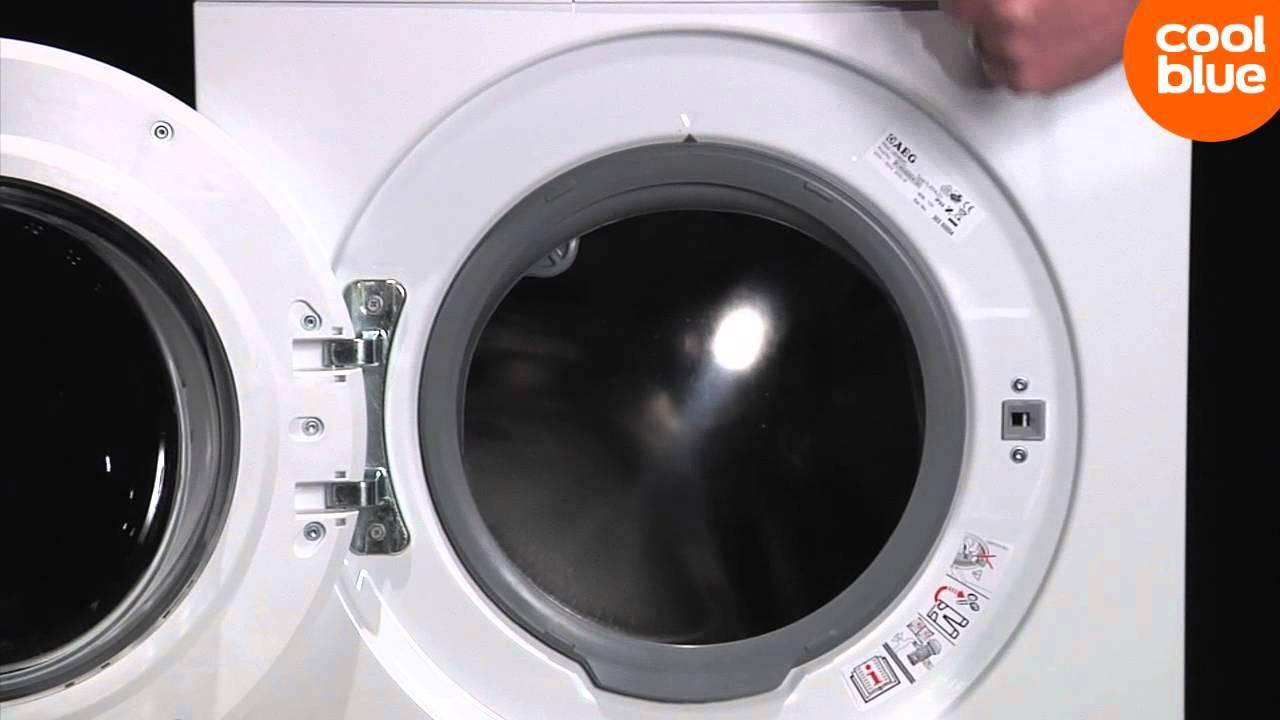 aeg lavamat 60460 fl videoreview en unboxing nl be youtube