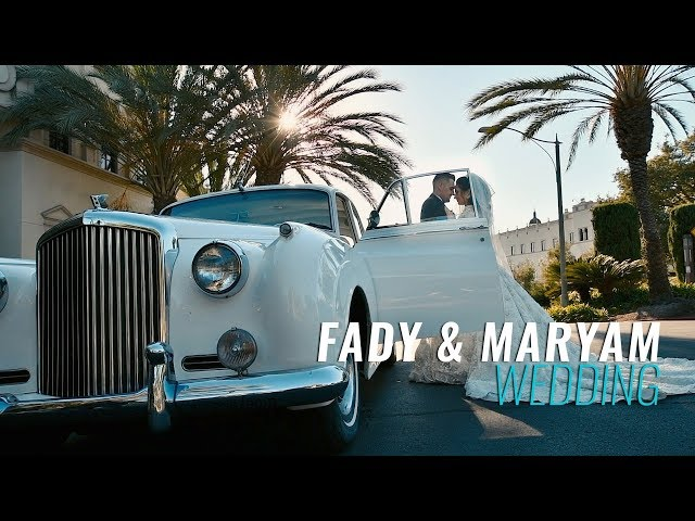 San Diego Wedding of Fady & Maryam