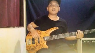 Cover bass biarlah by killing me inside