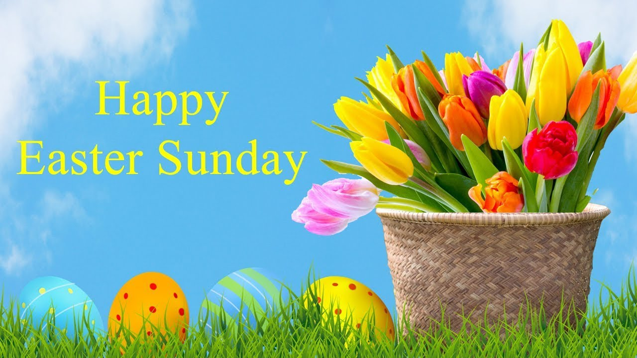 Happy Easter Sunday Quotes Wishes Blessings Messages Youtube