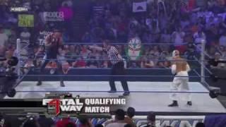 WWE Smackdown 28.5.10 Rey Mysterio verletzt Undertaker Nicht Tod Kein Koma