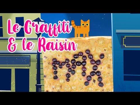 Recette de la tarte personnalisée aux raisins