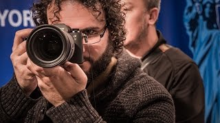 Sony A9 Initial Hands On and Impressions - 20fps, 693AF Points, 24MP, Mirrorless 1DX Killer