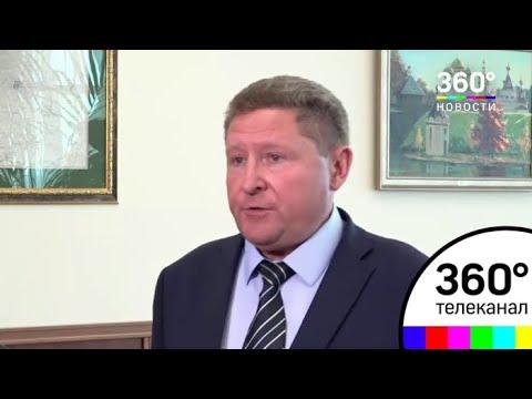 Глава Луховиц рассказал об успешном развитии округа