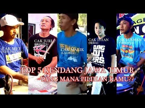 TOP!! 5 Kendang Terbaik Jawa Timur - Yang Mana Pilihan Kamu??