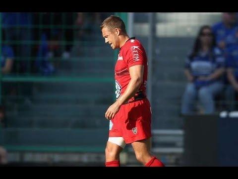 Jonny Wilkinson could miss Toulon-Munster Heineken Cup semi-final