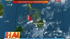 BT: Weather update as of 12:10 p.m. (July 6, 2019)