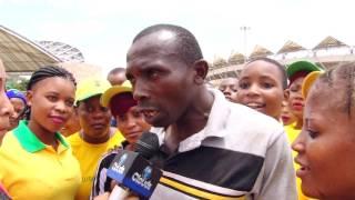 Watch One Voice with Angie - Kuapishwa kwa Raisi John Pombe Magufuli na maoni ya Watanzania