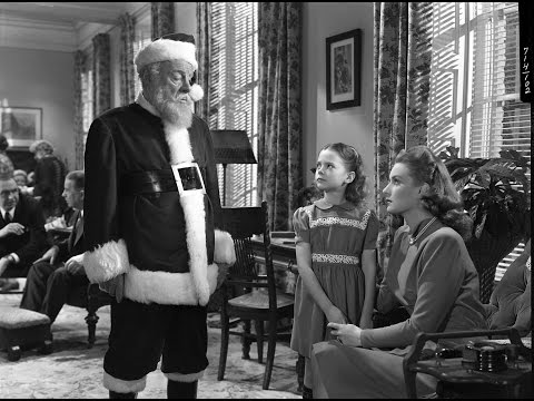 Miracle On 34th Street Christmas Comedy