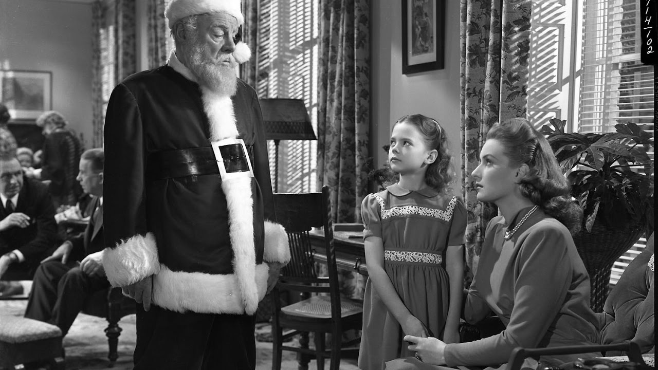 Miracle On 34th Street Christmas Comedy YouTube