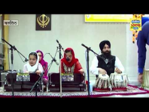 Bhagat Ravidas JI  ParkashPurab Berlin (Media Punjab TV)