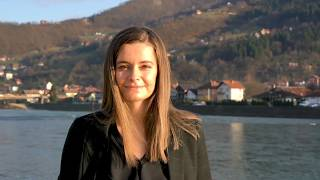Edita Velic: A young politician urges women in Bosnia and Herzegovina to make their voices heard
