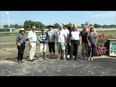 video thumbnail for MONMOUTH PARK 9-8-19 RACE 4