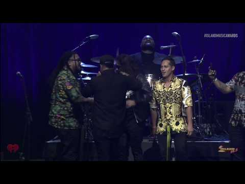 Island Music Awards - Common Kings, J Boog & Fiji Perform' No Other Love