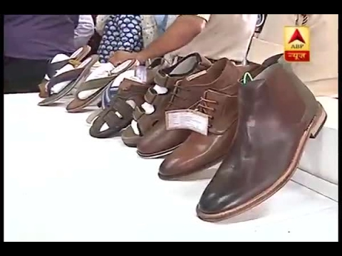 Pune's Yerwada Central Jail inmates to repair old and sale high quality leather shoes