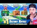 NEW  TRAP HOUSE MINI GAME in Fortnite  Battle Royale