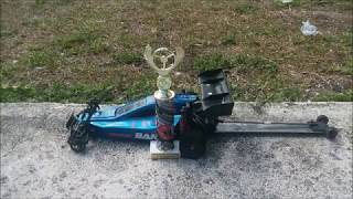 Rc Drag Racing ft lauderdale florida 132ft traxxas bandit serpents typhoon