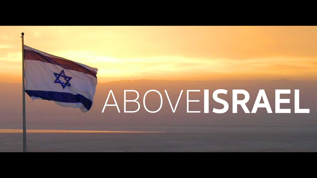 Israel from above | Travel the Holy Land by Drone 4K