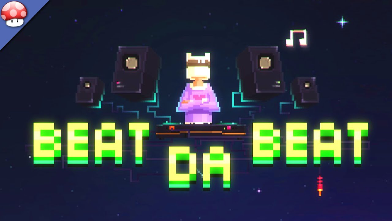 Beat da Beat music game for iPhone & iPad 2018