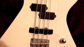 The World's Worst Bass Guitar