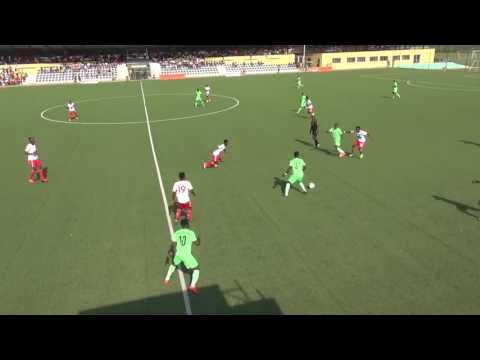 WAFA SC 2 - 0 Bechem United Full Match - 2016/17 Ghana Premier League