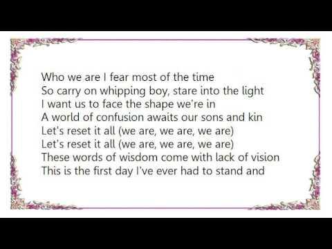 Karnivool - We Are Live Lyrics