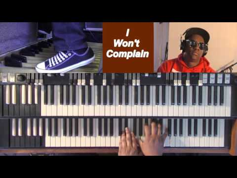 I Wont Complain Organ by Rev. Paul Jones