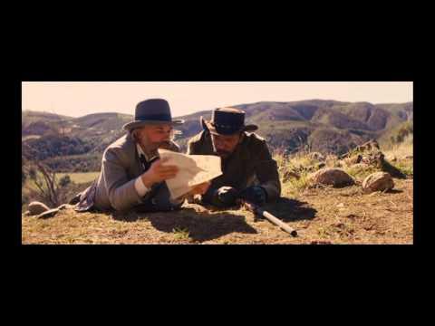 Django Unchained  Smitty Bacall GERMAN