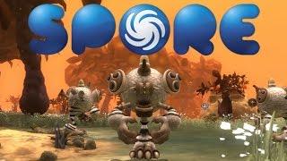 spore gameplay the new flerb e4