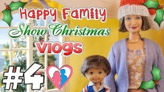 Happy Family Show *CHRISTMAS* Vlog #4 - Grandma