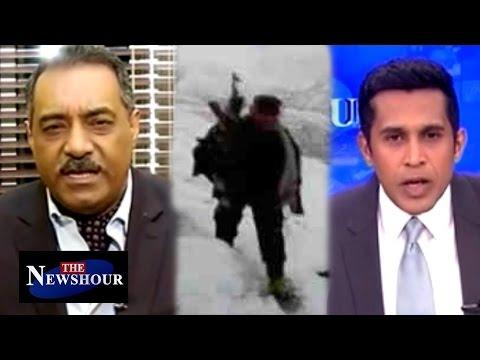 "New Video Shows Hizbul Mujahideen & Lashkar-e-Taiba ""Terror Pack"": The Newshour Debate (11th Jan)"