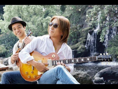 """""""Island of peace"""" Tak Matsumoto & Daniel Ho"""