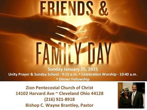 Zion Pentecostal Church of Christ Friends & Family Day 01 ...