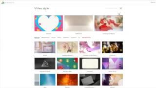 Как сделать видео из фотографий и музыки Сделать профессиональное видео слайдшоу бесплатно!(Как сделать видео бесплатно,быстро и легко? http://animoto.com/ В этом сервисе Вы можете сделать видео на профессио..., 2016-05-11T07:30:48.000Z)