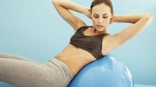 Упражнения после родов - укрепление косых мышц живота(Упражнения после родов - укрепление косых мышц живота. Это одно из упражнений комплекса упражнений после..., 2015-07-02T09:56:18.000Z)
