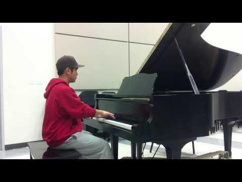 Macklemore & Ryan Lewis f. Mary Lambert - Same Love (Piano)