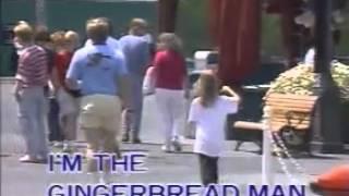 The Gingerbeard Man