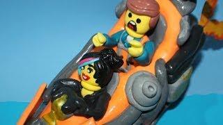 Tarta de Lego con Krispies y fondant. RKT Lego cake topper