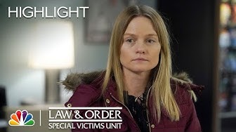 Rollins and Kim Debate Their Father's Redemption - Law & Order: SVU