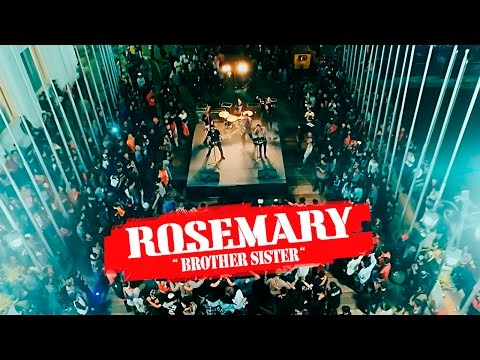 Rosemary - Brother Sister (Official Video Clip)