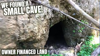 $500 down for 10 acres w/ small cave and more! - ID#UU10