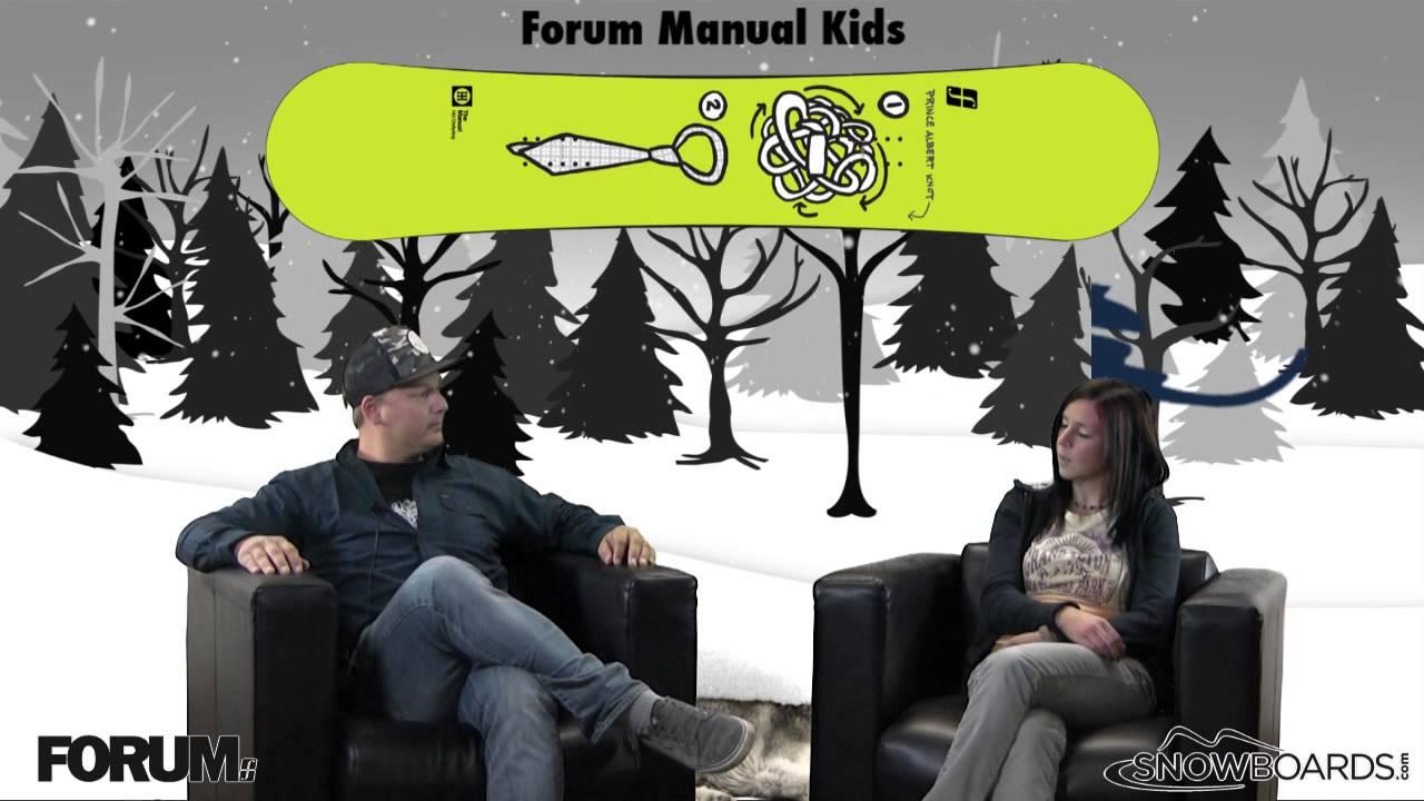 2013 forum mini manual boys snowboard review by snowboards com youtube rh youtube com forum manual 2009 review vBulletin Manual